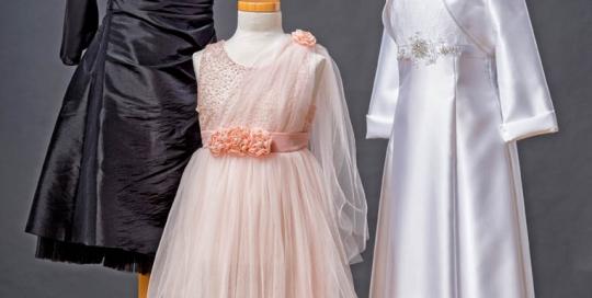 Danis Braut- und Eventmode - Kleidung für Kommunion - Kleidung für Konfirmation - Blumenkinder