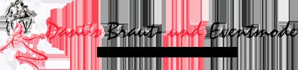 Danis Braut- und Eventmode Sticky Logo