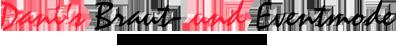 Danis Braut- und Eventmode Mobile Logo