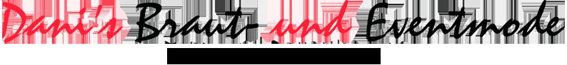 Danis Braut- und Eventmode Mobile Retina Logo