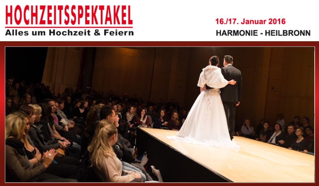 Danis Braut- und Eventmode - Hochzeitsspektakel Heilbronn 2016