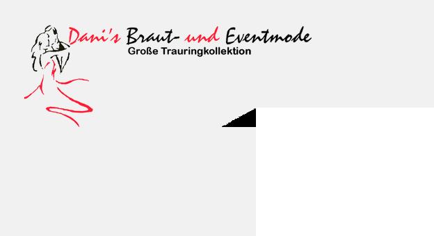 Danis Braut- und Eventmode Logo