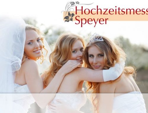 Hochzeitsmesse in Speyer 2018