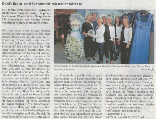 Wo Hochzeitsträume wahr werden – die Bürgermeisterin gratuliert
