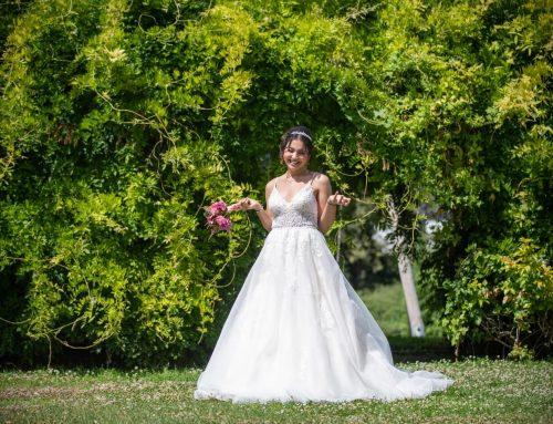 Damit die Braut vor Freude strahlt 2438
